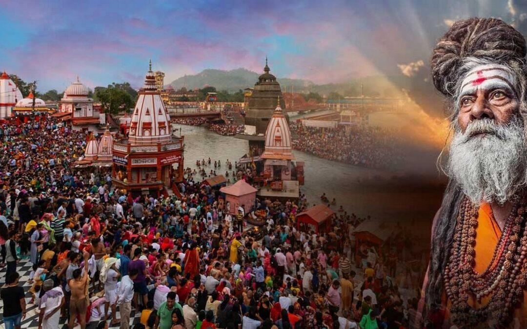 El Kumbh Mela. El baño de la inmortalidad