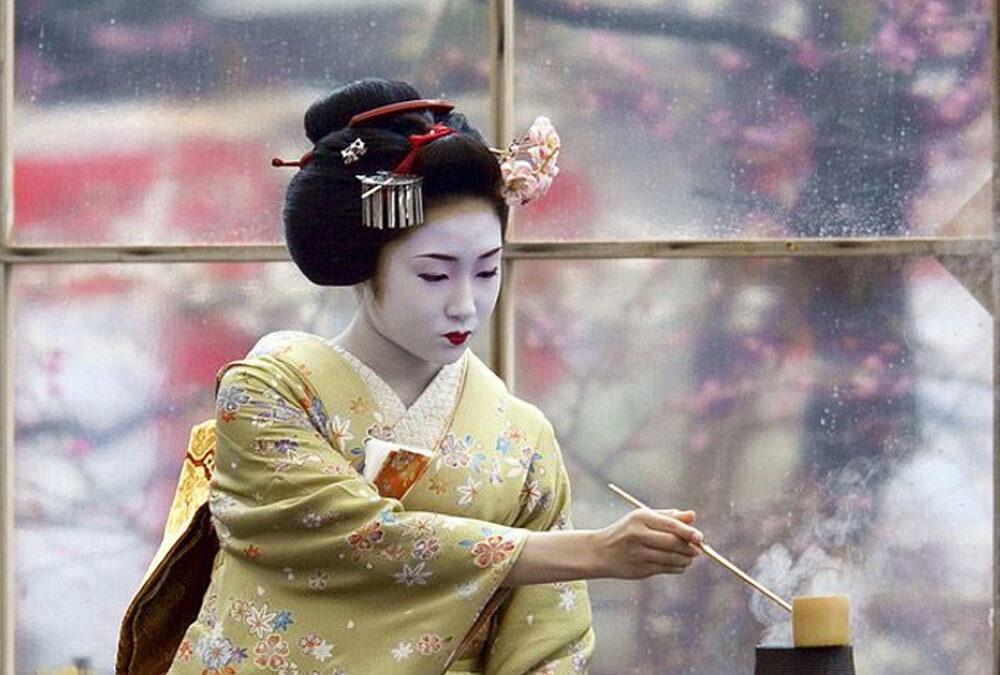 Las Geishas de Japón